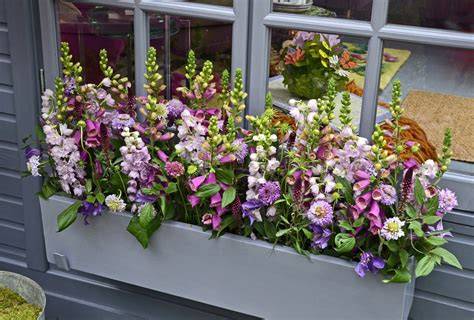 exterior window flower boxes how window box planters can add color to your home