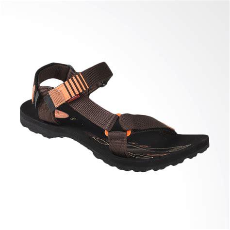 Sandal Gunung Carvil Gm jual carvil mens sandal gunung black brown antonio gm
