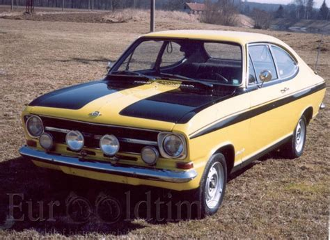 1968 Opel Kadett B Gallery Veter 225 Ni I Veter 225 N