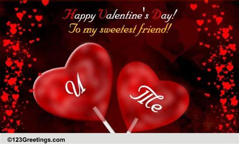 123 greetings for valentines day sweet friends s day free friends ecards