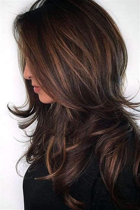 brown hair color with highlights ideas how to dye blonde and 35 balayage hair ideas in brown to caramel tone balayage
