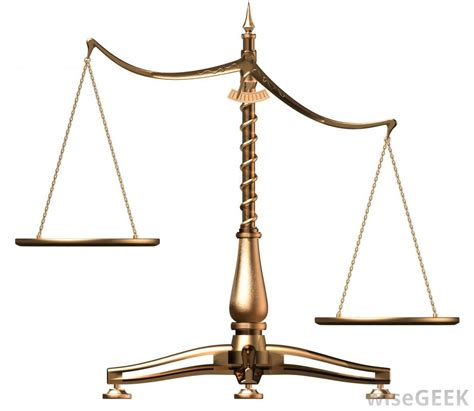 image of a scale what are the scales of justice with pictures