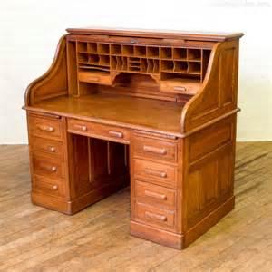antique roll top desk edwardian oak roll top desk antiques atlas