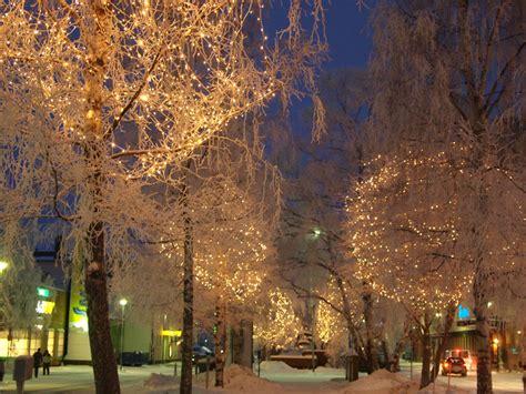 kemi winter lights spots