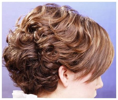 womens hair cut with curls at back of head short haircuts for women over 50 back view bing images