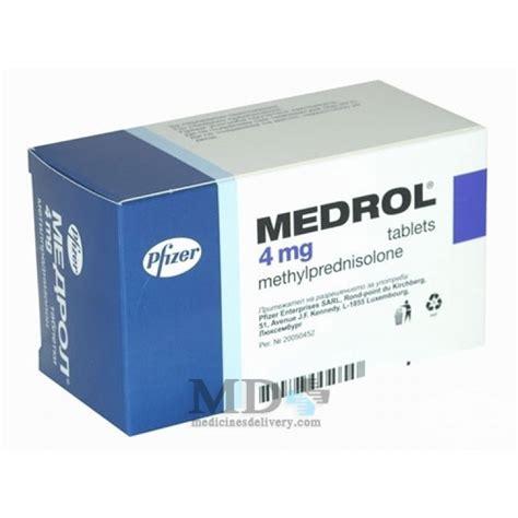 Methylprednisolon 4mg medrol methylprednisolone 4mg 30 buy on medicinesdelivery