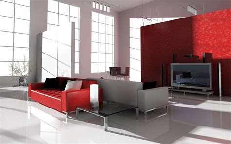 classy red  white interior designs interior vogue
