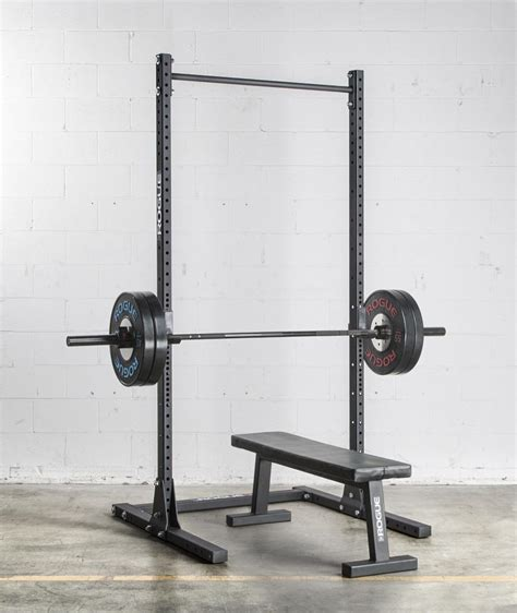 Squat Rack For Home by Rogue S 2 Squat Stand 2 0 Weight 92 Quot Squat Rack