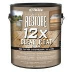 seal krete  gal satin clear seal concrete protective