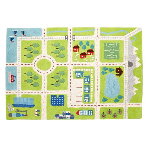 children s interactive area rugs the land of nod