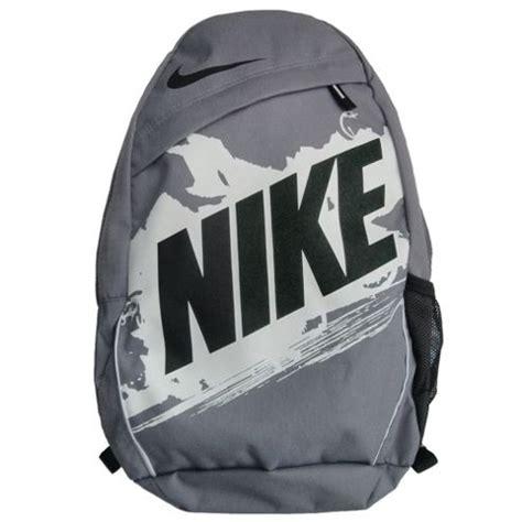 Tas Travel Bag Multy Nike Classic Black Grey Ss55 school backpacks tesco