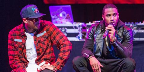 tyga taste midi chris brown and trey songz announce between the sheets
