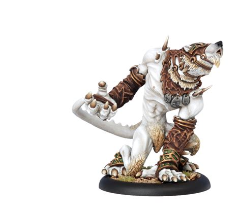 The Room Game Play - classic pureblood warpwolf privateer press