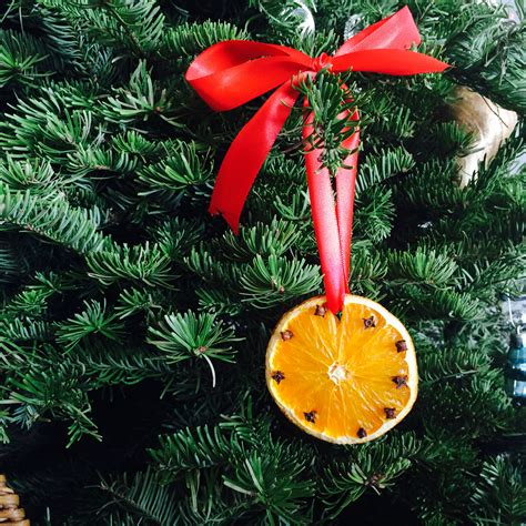 dried orange christmas tree decorations mango menus hong