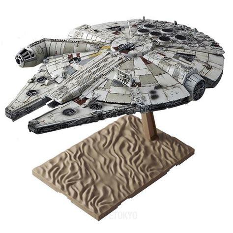 1 144 Millenium Falcon The Awakens wars the awakens bandai 1 144 plastic model millenium fal hypetokyo