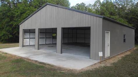 Garage Apartment Kit by Metal Buildings 40 X 50 Metal Building