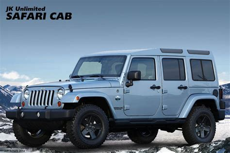 How Much Are Tops For Jeep Wranglers Want A Custom Jk Quot Look Quot Then Check Out These Made