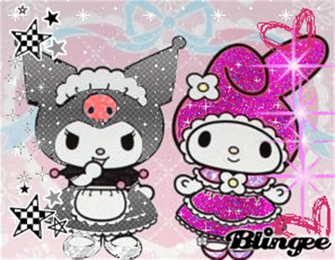 Goodie Bag Busur Kombinasi My Melody 5 kuromi my melody picture 79357736 blingee