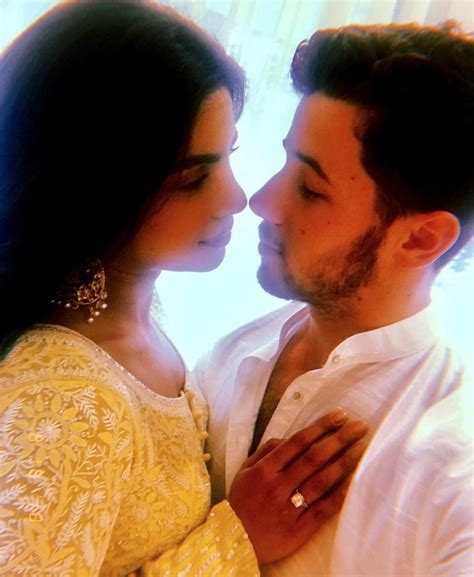 priyanka chopra and nick engagement pictures nick jonas priyanka chopra finally confirm their