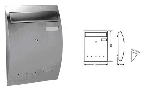 cassette posta cassetta posta 430x320 mm verticale