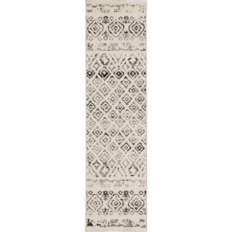home decorators collection imperial ivory 3 ft x 5 ft home decorators collection tribal essence ivory 2 ft x 7