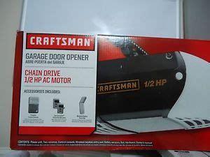 53985 Garage Door Opener Craftsman 53985 Product Manual