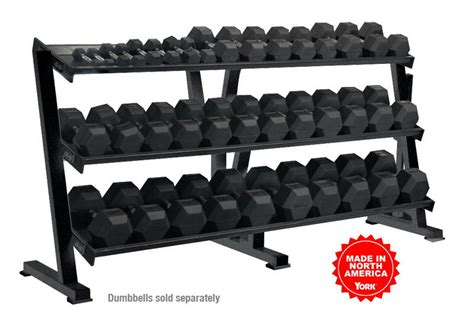 rack of dumbbells dumbbell racks