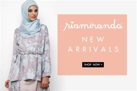 Baju Muslim Dari Zalora koleksi busana muslim terbaru dari ria miranda indo go