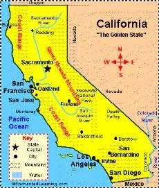 map of stockton california stockton california map