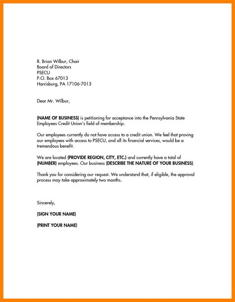5 Sles Of Petition Letter Appeal Leter Petition Letter Template