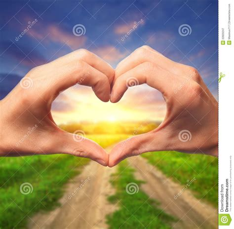 images of love symbol in hands human hand forming a love symbol royalty free stock