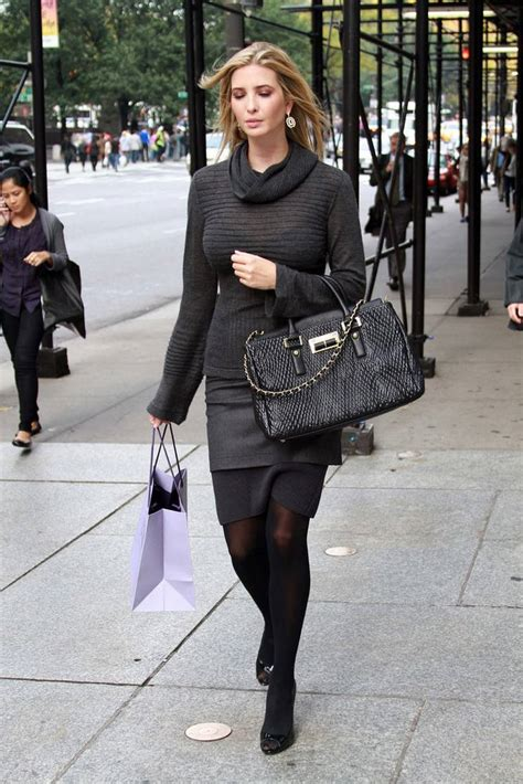 Reyn Shop Blouse Mimi Top Navy ivanka in black sheer grey wool sweater