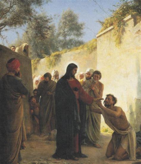 Blind Bartimaus Divine Mercy Apostolate Blind Bartimaeus October 29 2012