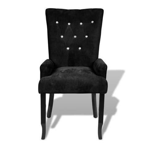 black velvet dining chairs australia armchair dining chair black wood velvet coated black www