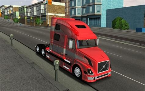 simulator game mod 18 wos haulin volvo vnl780 18 wos haulin simulator games mods download