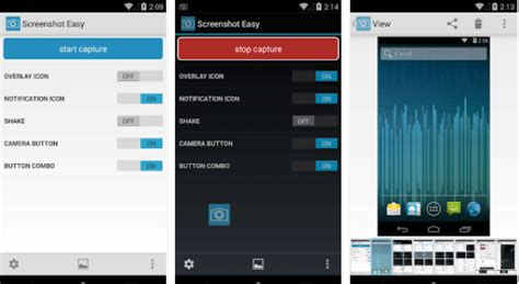 screenshot apps for android tablets 5 best screenshot app for android phone tablets