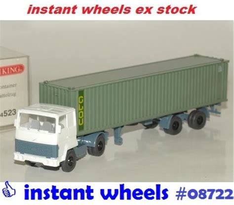 models ford container 40 rig clou wiking new boxed free