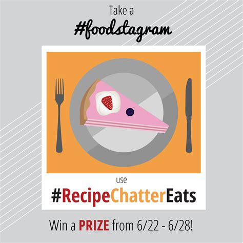 How To Do Giveaways On Instagram - recipechatter s first instagram giveaway