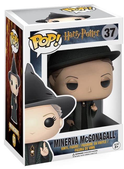 Funko Pop Minerva Mcgonagall Harry Potter harry potter minerva mcgonagall pop vinyl by j trt library