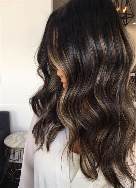 balayage hair colors for 2018 best hair color ideas trends in 2017 2018 balayage hair color fashion for winter 2018