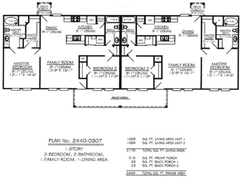 duplex floor plans single story 4 bedroom single story duplex house plans in pictures