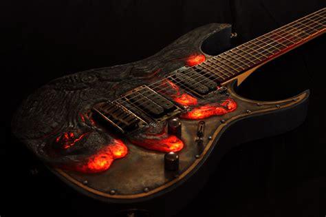 video guitar 5 of the weirdest signature guitars ever made images