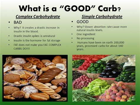5 bad carbohydrates link between disease and nutrition fats protein