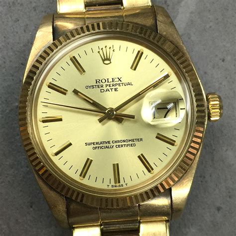 Confidence Oyster oyster perpetual date vintage