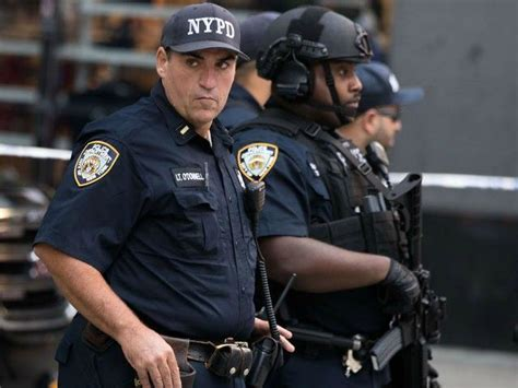Nypd Officers by Nypd Officers Attacked By With Cleaver Breitbart