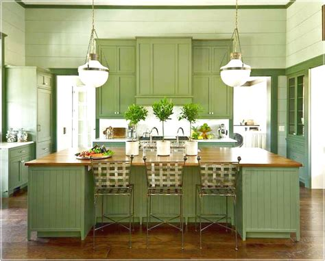 green kitchen pictures green kitchen cabinets with black appliances choosing your