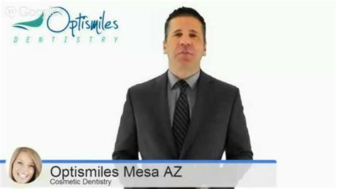 comfort dental mesa arizona cosmetic dentistry mesa arizona optismiles youtube