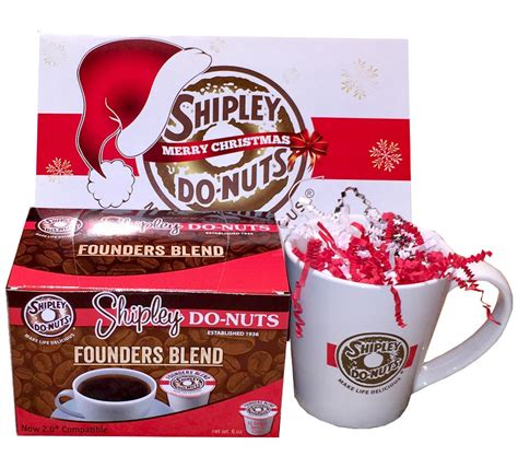 christmas gift pack west houston shipley donuts donut