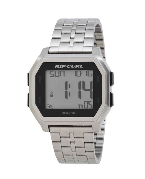 atom digital sss mens surf style watches