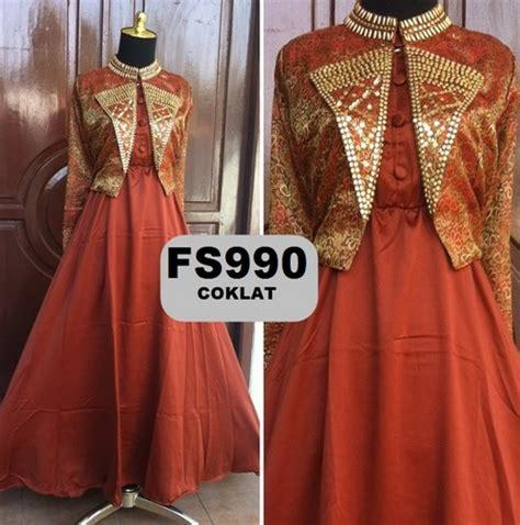 Dress Songket Cantik memilih baju dress songket modern murah